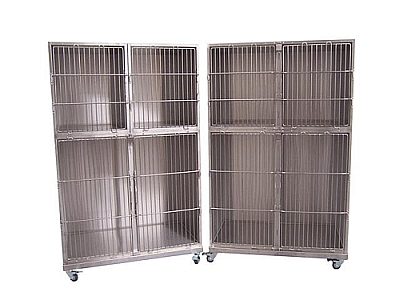 Stainless Steel Cage System
