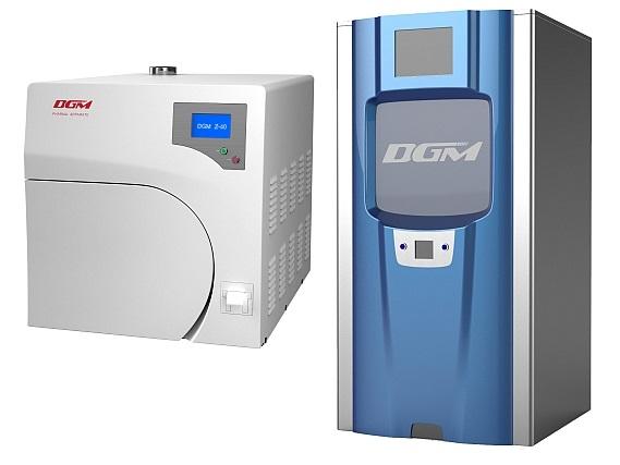 DGM Low Temperature Plasma Sterilisers