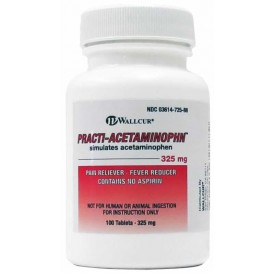 PRACTI-ACETAMINOPHEN 325 MG