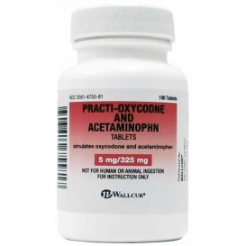 PRACTI-OXYCODONE & ACETAMINO