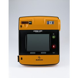 LIFEPAK 1000, AED WITH MANUAL OVERRIDE