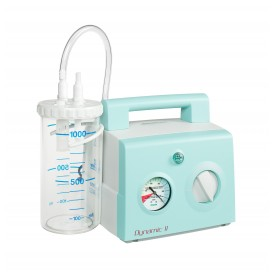 Dynamic II Suction Pump, with Reusable Canister