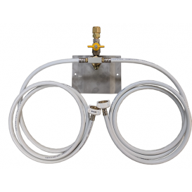 Line Isolation Valve Assembly, with Shuttle Valve