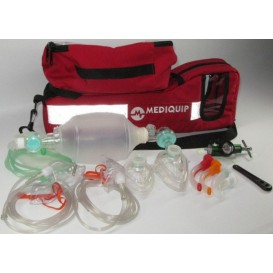 PREMIUM OXY SOFTPACK, RESUSCITATOR KIT
