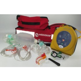 OXY SOFTPACK RESUSCITATOR/ AED