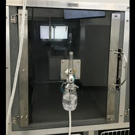 Oxygen Therapy Door
