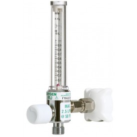 Oxygen Flowmeter, 0-1LPM