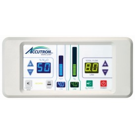 ACCUTRON DIGITAL ULTRA FLOWMETER WITHOUT CIRCUIT