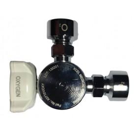 Standard 3 Way Adaptor, Oxygen T