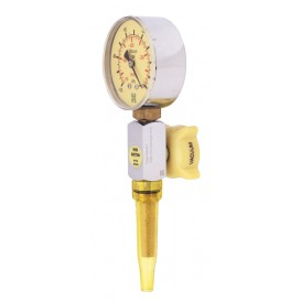 Standard Suction Attachment, Venturi Suction with Gauge