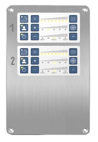 Simeon Wall Control Panel