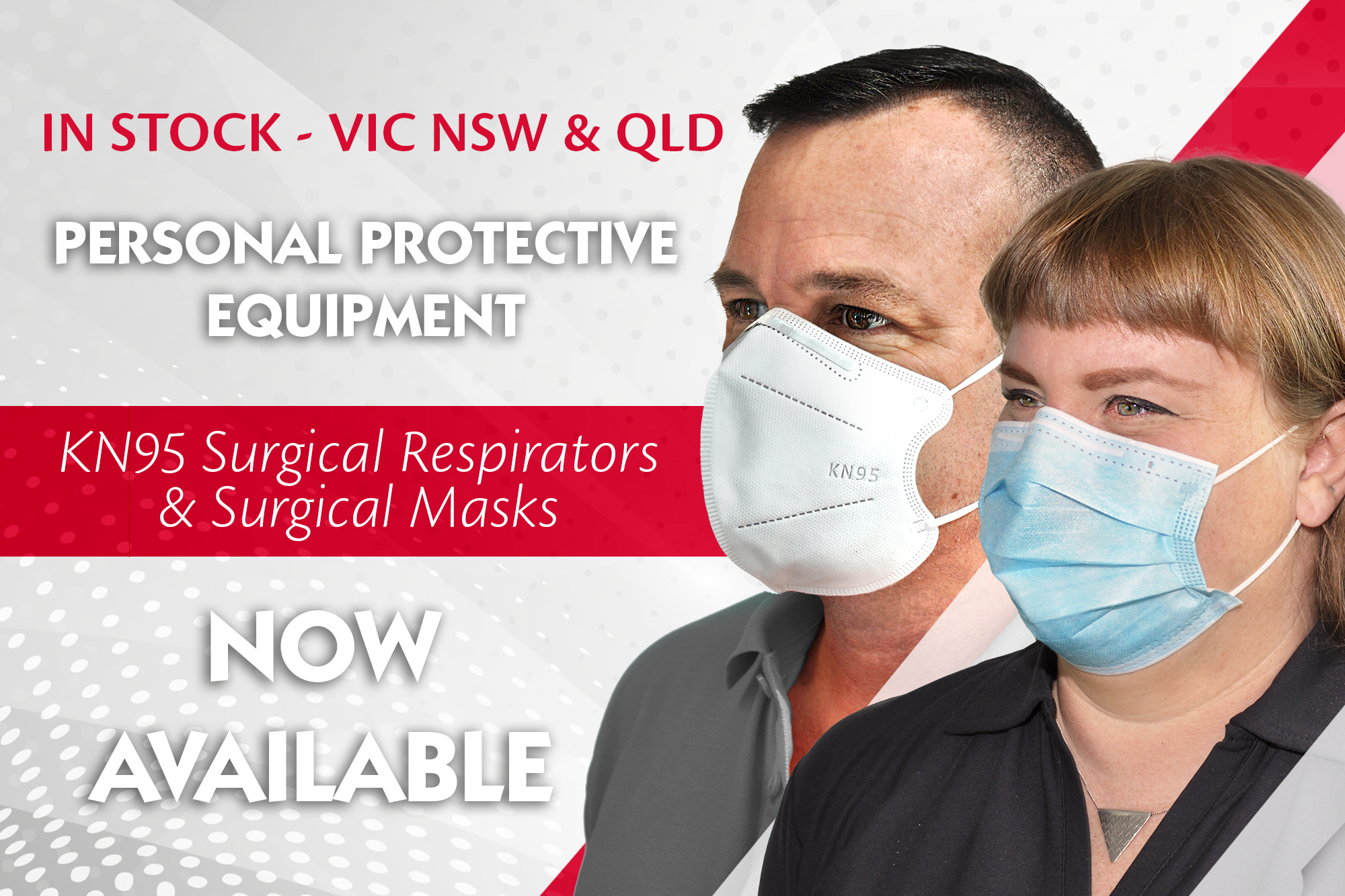 PPE Masks Available