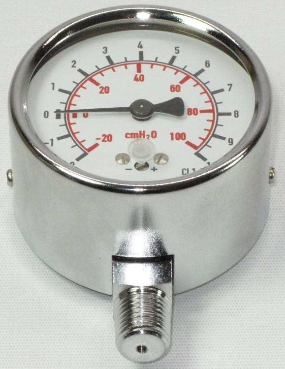 guage pressure 2 10