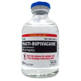 PRACTI-BUPIVACAINE 5MG/ML 50ML