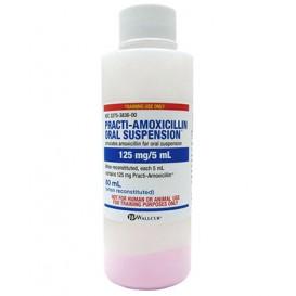 Practi Amoxicillin Oral Suspension