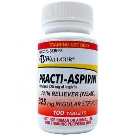 Practi Aspirin 325mg Oral Medication
