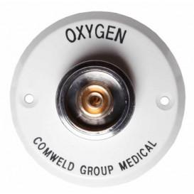 OXYGEN OUTLET MK3, SCREW