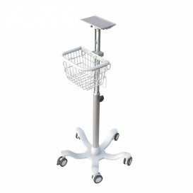 Monitor Stand with Basket