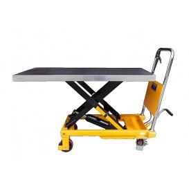 Scissor Standard Lift Recessed Top Table