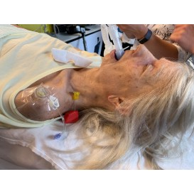 LIFECAST ALS ELDERLY FEMALE