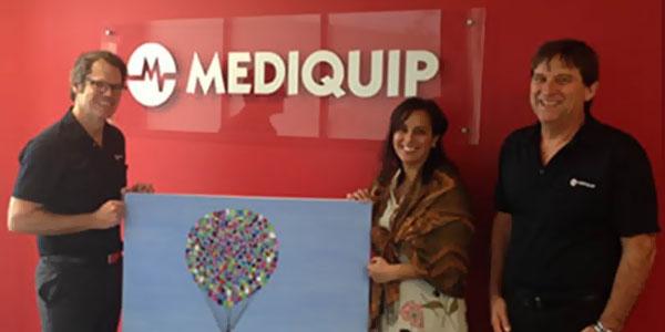 Mediquip Exhibit